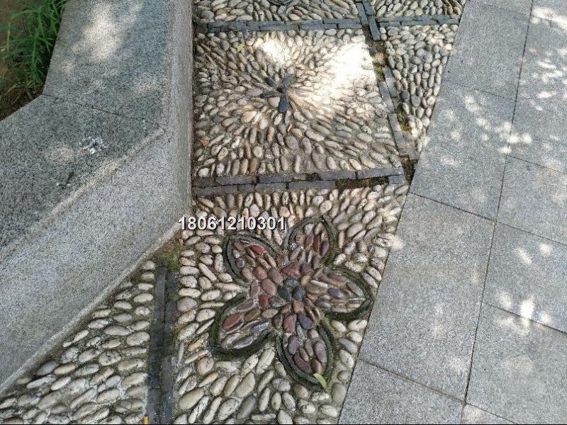 铺路雨花石